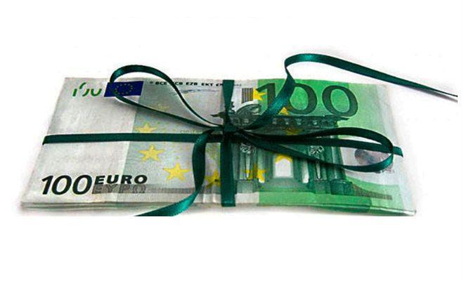 зелёная лента, деньги