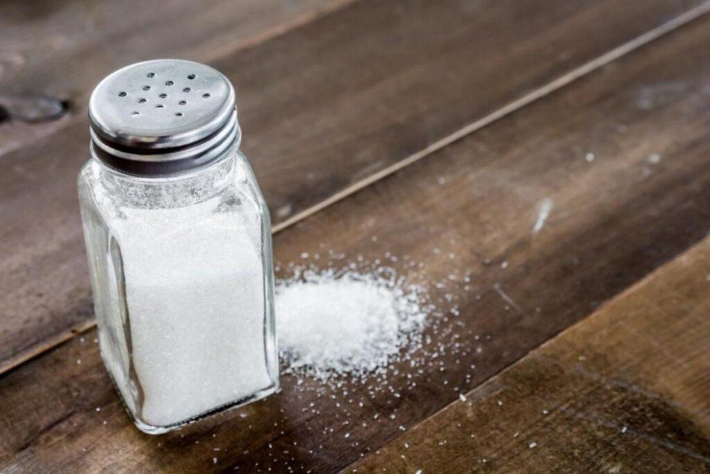 заговор читать на соль