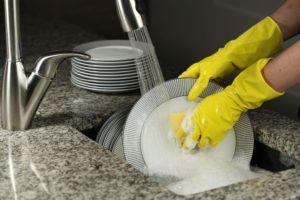 Приметы о мытье посуды