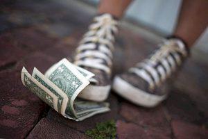 заговор найти деньги