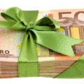 Заговор на деньги — на зелёную ленту