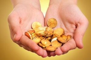 Деньги в руки - молитва