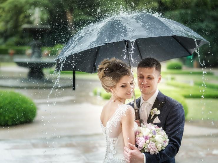 свадьба приметы