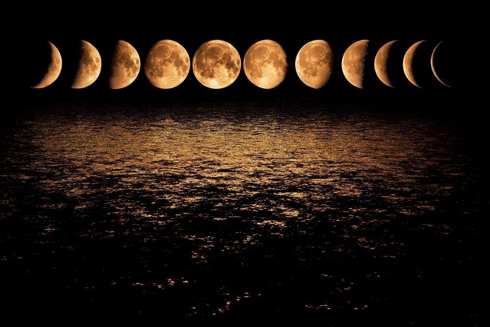 фазы луны 2020