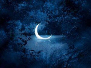 луна убывающая заговоры