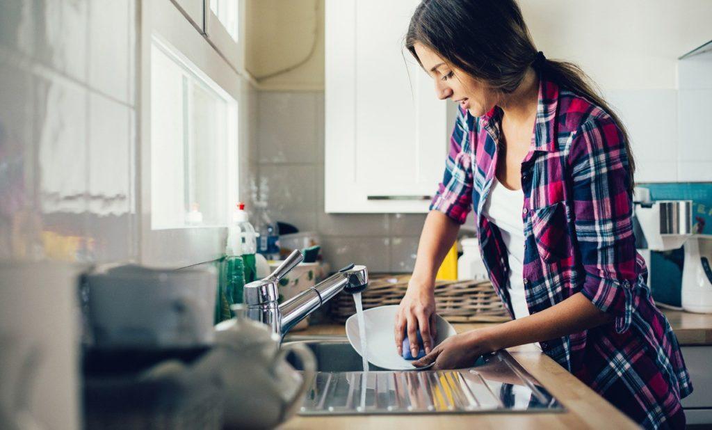 Заговор на мытьё посуды