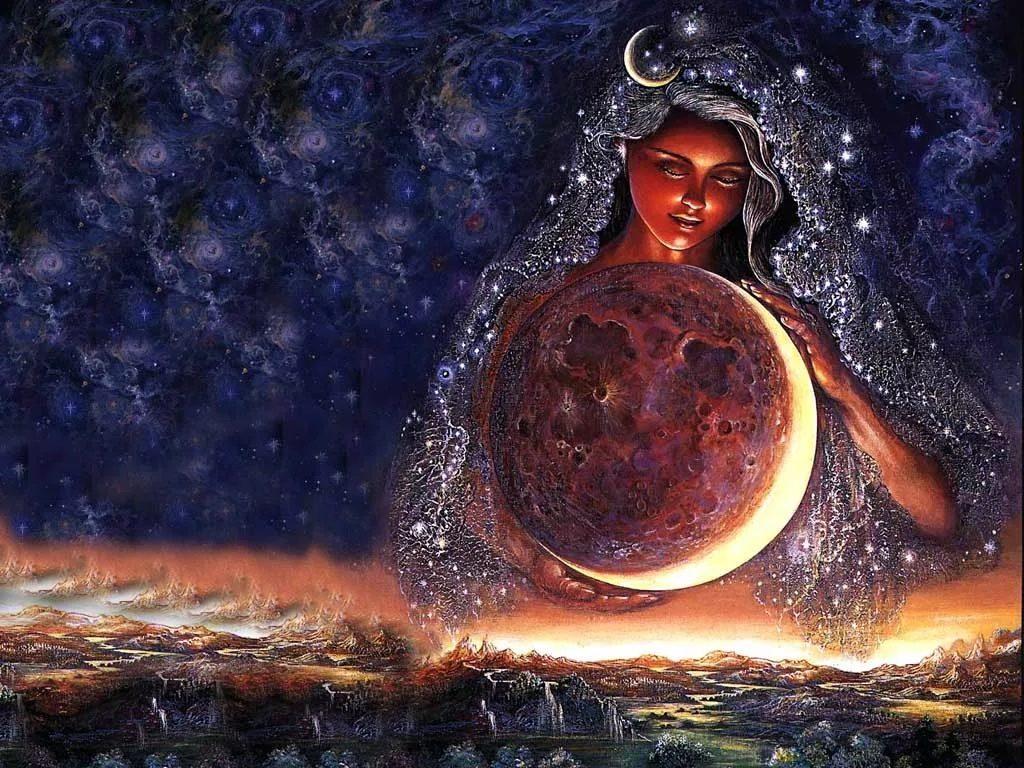 читать на растущую луну
