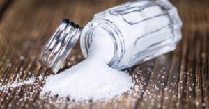 Приметы про соль