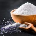 Заговор на деньги — на соль