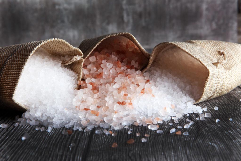 Соль защита дома