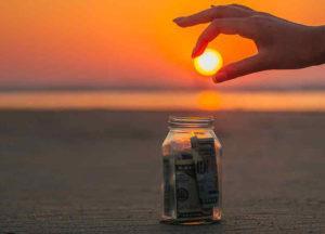 солнце деньги заговор