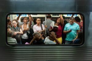 защита от негатива в метро