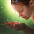 Заговор на воду при умывании